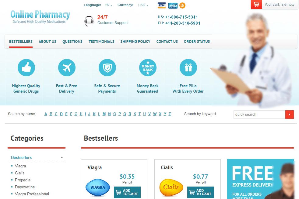 Online xanax pharmacy reviews